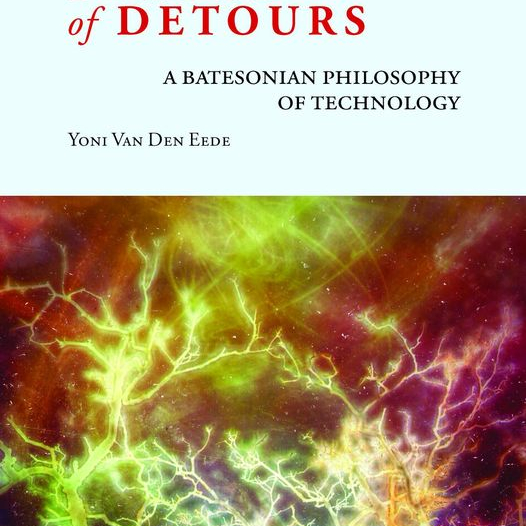 Cover of Yoni Van Den Eede's The Beauty of Detours book